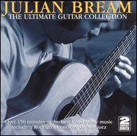 The Ultimate Guitar Collection - Julian Bream (guitar); Julian Bream (lute); Monteverdi Conservatory Giovanni Orchestra; John Eliot Gardiner (conductor)