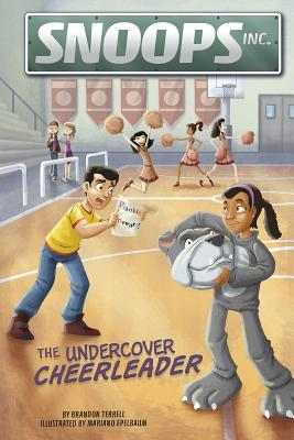 The Undercover Cheerleader - Terrell, Brandon