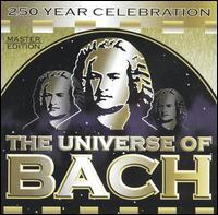The Universe of Bach - Andrea Vigh (harp); Christian Altenburger (violin); Christine Schornsheim (organ); Dora Milanova (piano);...