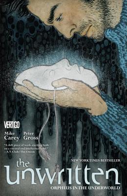 The Unwritten Vol. 8 - Carey, Mike