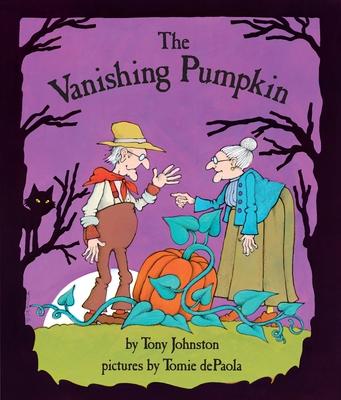 The Vanishing Pumpkin - Johnston, Tony