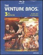 The Venture Bros.: Season Three [2 Discs] [Blu-ray]