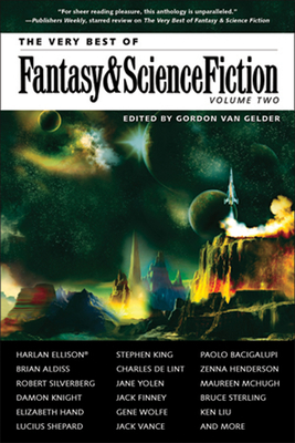 The Very Best of Fantasy & Science Fiction, Volume 2 - King, Stephen, and de Lint, Charles, and Yolen, Jane