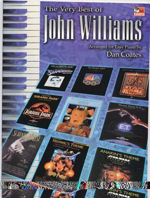 The Very Best of John Williams - Coates, Dan