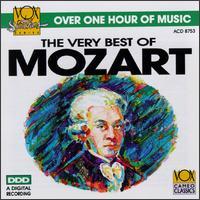 The Very Best of Mozart - Dubravka Tomsic (piano); Pietro Cavaliere (clarinet); Sidney Harth (violin); Sylvia Capova (piano)