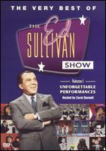 The Very Best of the Ed Sullivan Show, Vol. 1: Unforgettable Performances