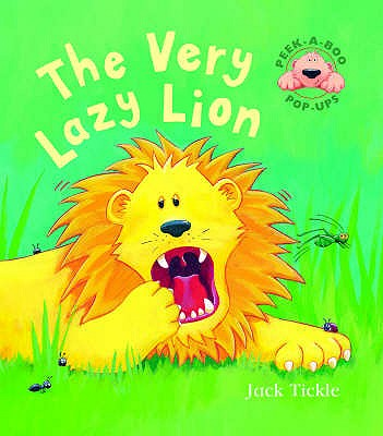 The Very Lazy Lion - Tickle, Jack
