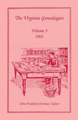 The Virginia Genealogist, Volume 5, 1961 - Dorman, John Frederick