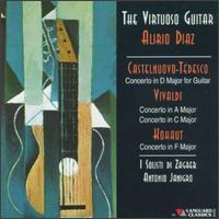 The Virtuoso Guitar - Alirio Diaz (guitar); I Musici di Zagreb