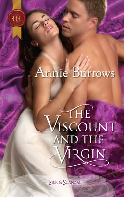 The Viscount and the Virgin - Burrows, Annie