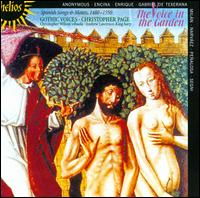 The Voice in the Garden: Spanish Songs & Motets, 1480-1550 - Andrew Lawrence-King (medieval harp); Andrew Tusa (tenor); Christopher Wilson (vihuela); Donald Greig (baritone);...