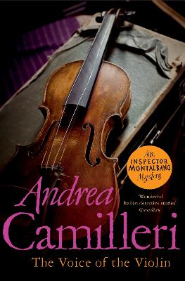 The Voice of the Violin - Camilleri, Andrea