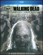 The Walking Dead: The Complete First Season [Special Edition] [3 Discs] [Blu-ray] -