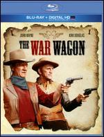 The War Wagon [Includes Digital Copy] [Blu-ray] - Burt Kennedy