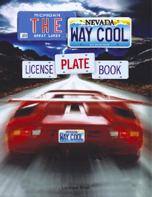 The Way Cool License Plate Book - Wise, Leonard