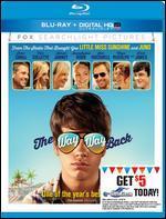 The Way Way Back [Includes Digital Copy] [UltraViolet] [Blu-ray]