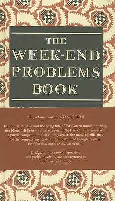 The Week-End Problems Book - Phillips, Hubert