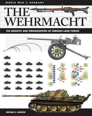 The Wehrmacht: Facts, Figures and Data for Germany's Land Forces, 1935-45 - Haskew, Michael E.