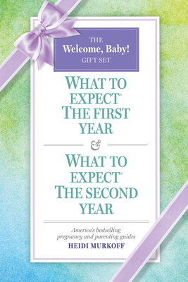 The Welcome Baby! Gift Set - Murkoff, Heidi