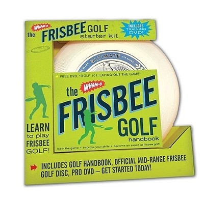 The Wham-O Frisbee Golf Starter Kit: Learn to Play Frisbee Golf! - Sach, Jacqueline