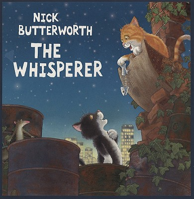 The Whisperer - Butterworth, Nick