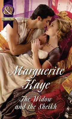The Widow And The Sheikh - Kaye, Marguerite