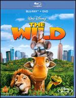 "The Wild [2 Discs] [Blu-ray/DVD] - Steve ""Spaz"" Williams"