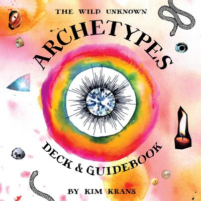 The Wild Unknown Archetypes Deck and Guidebook - Krans, Kim