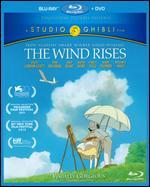 The Wind Rises [2 Disc] [Blu-ray/DVD]