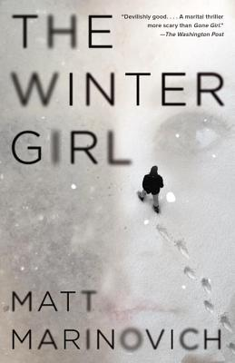 The Winter Girl - Marinovich, Matt