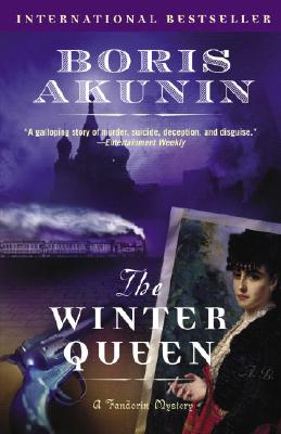 The Winter Queen - Akunin, Boris, and Bromfield, Andrew (Translated by)