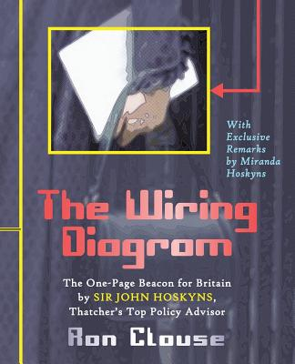 The Wiring Diagram: The One-Page Beacon for Britain by Sir John Hoskyns, Thatcher - Clouse, Ron