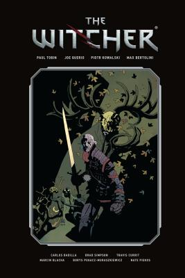 The Witcher Library Edition Volume 1 - Tobin, Paul