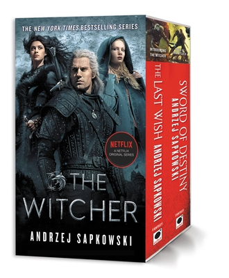 The Witcher Stories Boxed Set: The Last Wish, Sword of Destiny - Sapkowski, Andrzej