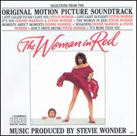 The Woman in Red [Original Soundtrack] - Stevie Wonder