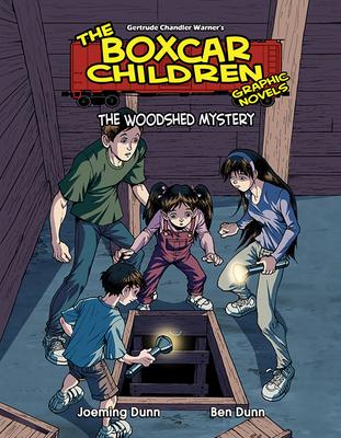 The Woodshed Mystery - Warner, Gertrude Chandler (Creator)