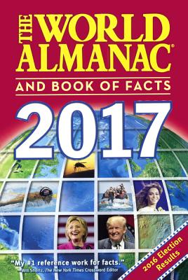 The World Almanac and Book of Facts 2017 - Janssen, Sarah (Editor)