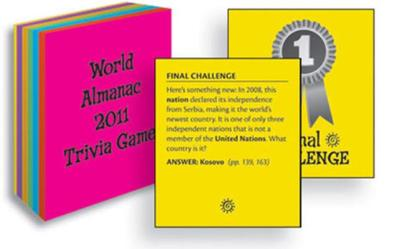 The World Almanac(r) 2011 Trivia Game - World Almanac