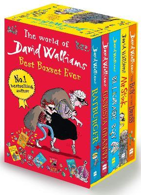 The World of David Walliams: Best Boxset Ever - Walliams, David