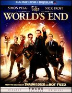 The World's End [2 Discs] [Includes Digital Copy] [UltraViolet] [Blu-ray/DVD] - Edgar Wright