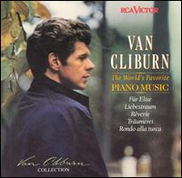 The World's Favorite Piano Music - Van Cliburn (piano)