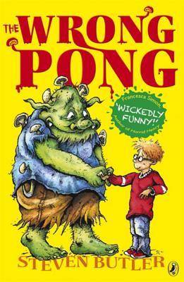 The Wrong Pong - Butler, Steven