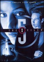 The X-Files: The Complete Fifth Season [6 Discs]