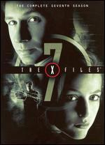 The X-Files: The Complete Seventh Season [6 Discs]
