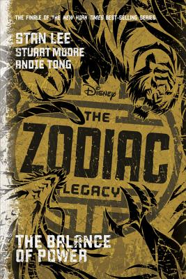 The Zodiac Legacy: Balance of Power - Lee, Stan, and Moore, Stuart