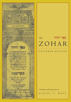 The Zohar: Pritzker Edition, Volume Nine - Matt, Daniel C. (Translated by)