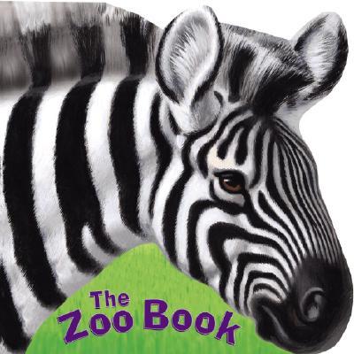 The Zoo Book - Golden Press