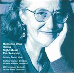Thea Musgrave: Helios