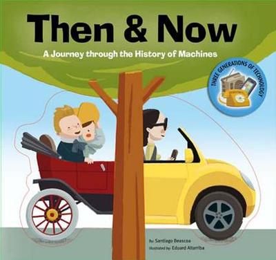 Then & Now: A Journey Through the History of Machines - Beascoa, Santiago