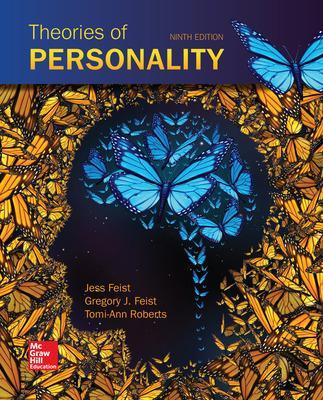 Theories of Personality - Feist, Jess, and Feist, Gregory J.